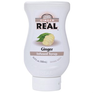 Real Sciroppo Ginger 50cl.