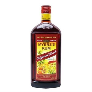 Myers's Rum 40% 70cl.