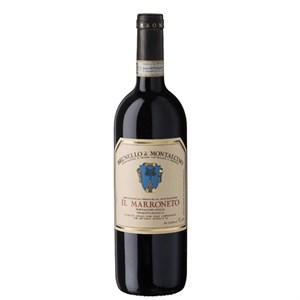 IL MARRONETO BRUNELLO MONT. 16 75CL.