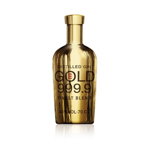 Gin Gold 999.9 40% 70cl.