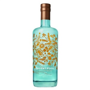 Gin Silent Pool 43% 70cl.